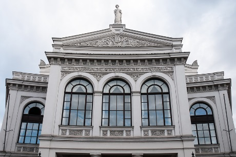 Oberster Rang Im Theater