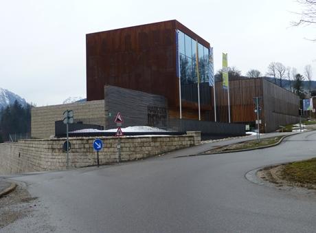 Tnr 41 Neubau Haus Der Berge Bayerischer Oberster Rechnungshof